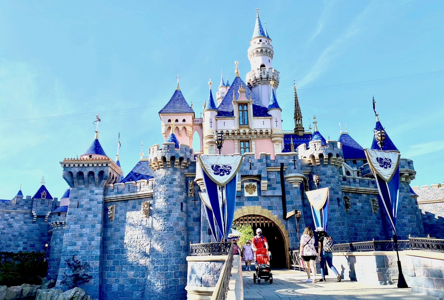 Another Disneyland ride is testing out virtual queues — will this be the new norm?