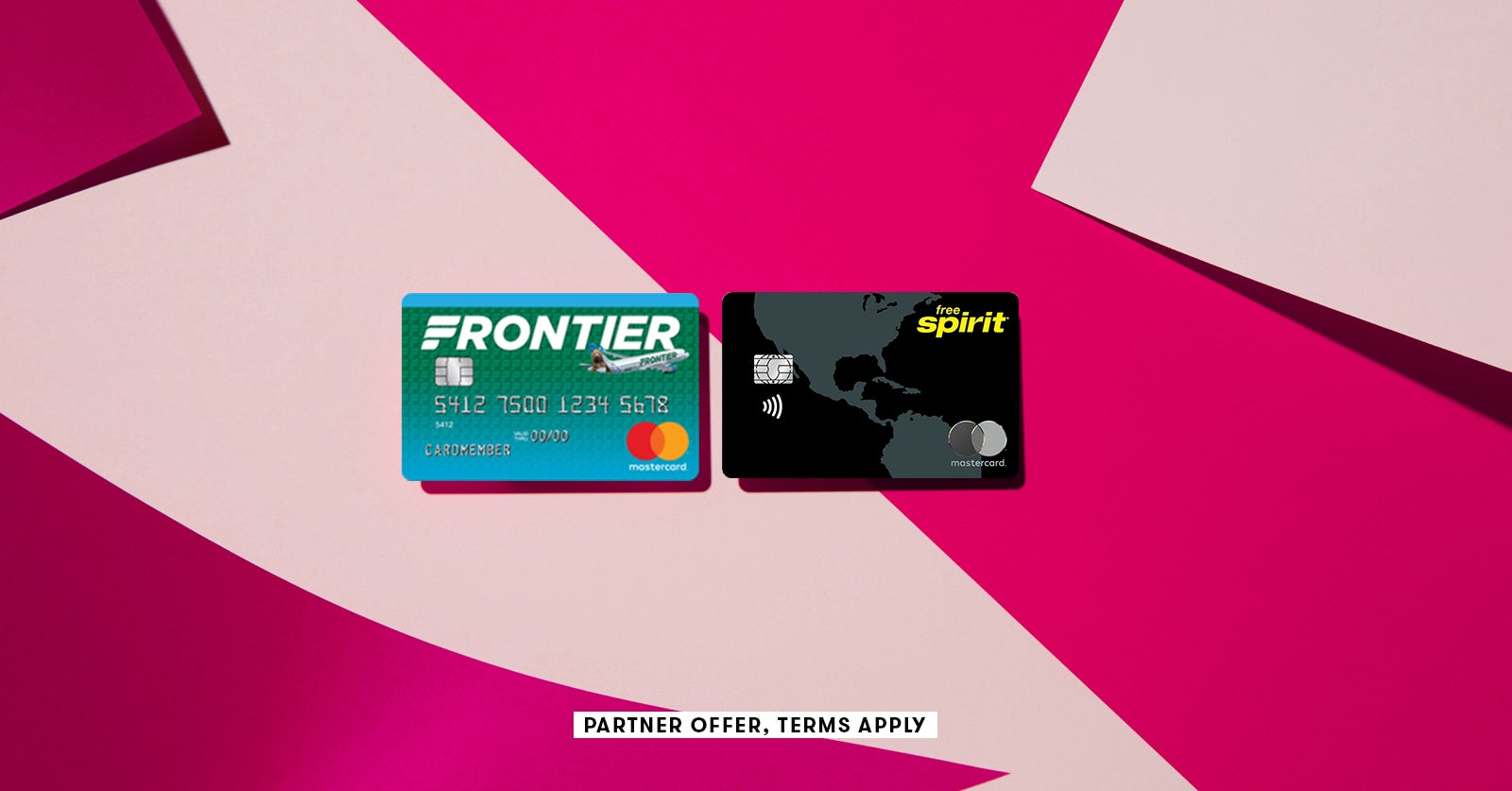 Credit card showdown: Frontier Airlines World Mastercard vs. Free