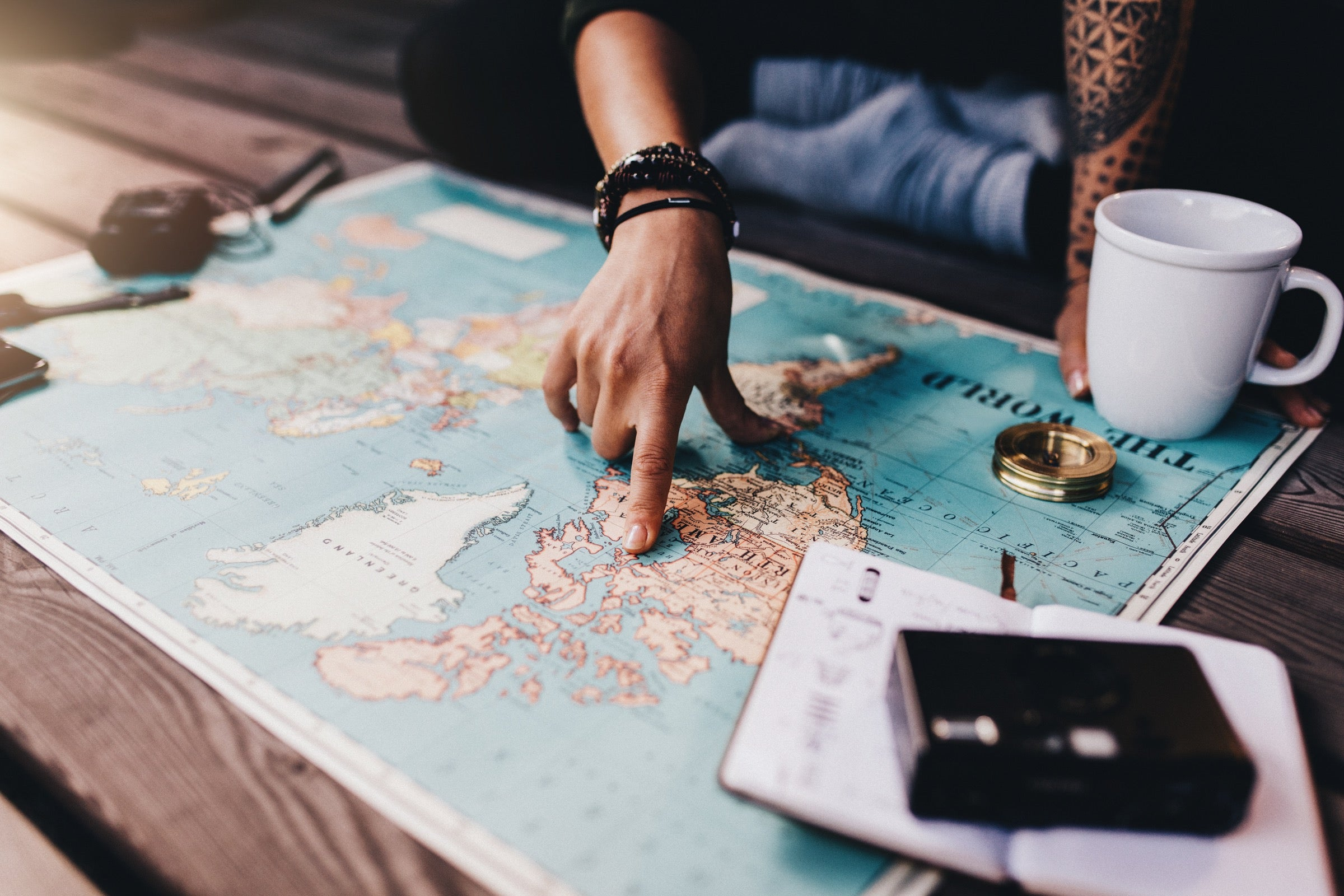 You can book an around-the-world award ticket for just 75,000 miles — here's how - The Points Guy
