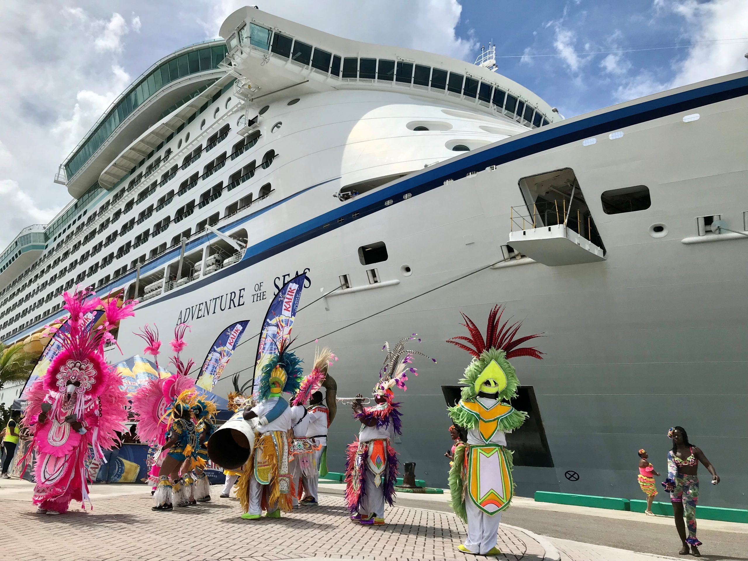 I just boarded the first Royal Caribbean cruise in North America in more than a year; this is what it was like - The Points Guy