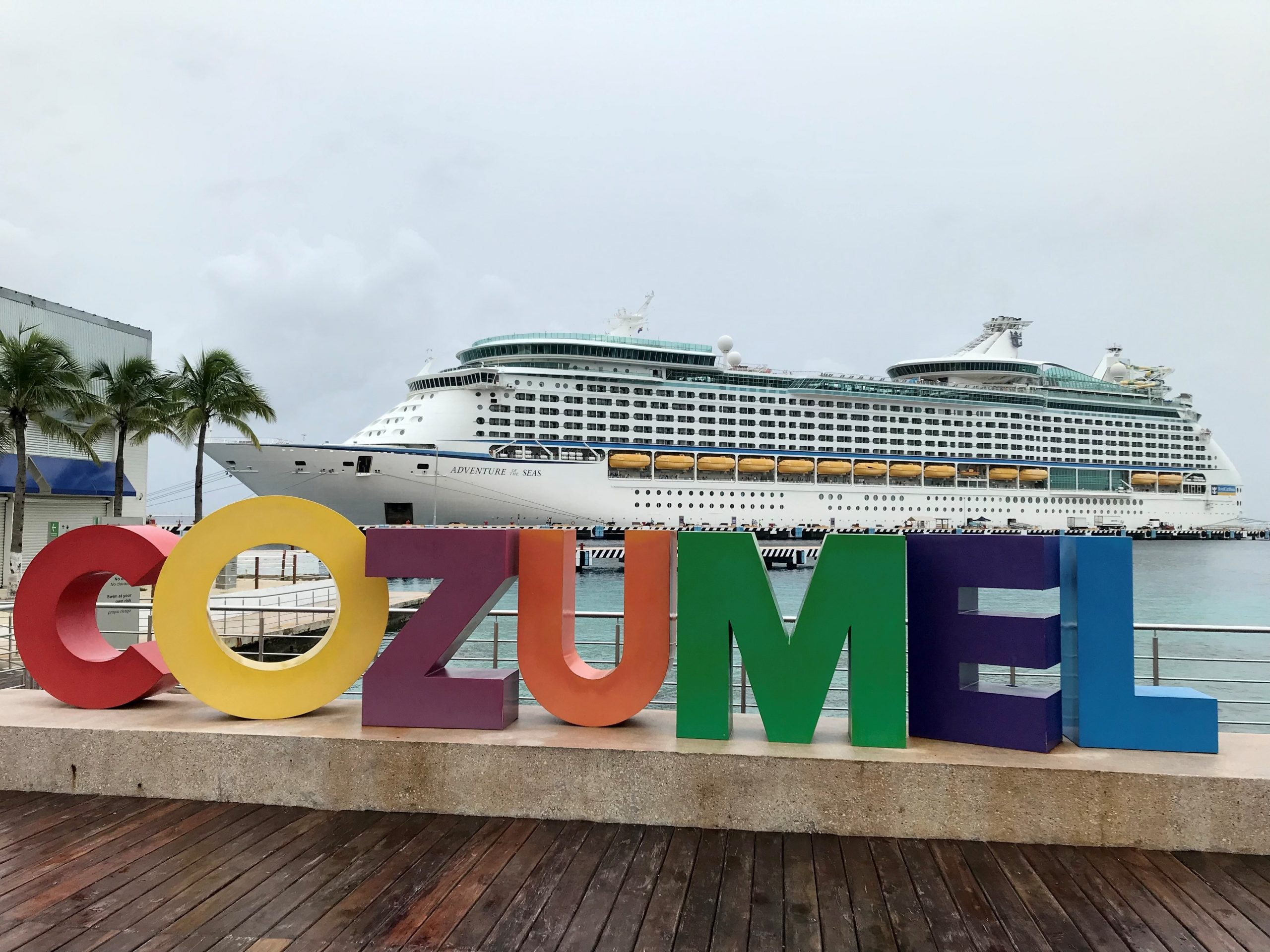 Go where you want, but wear a mask: The new rules for cruisers in Cozumel - The Points Guy