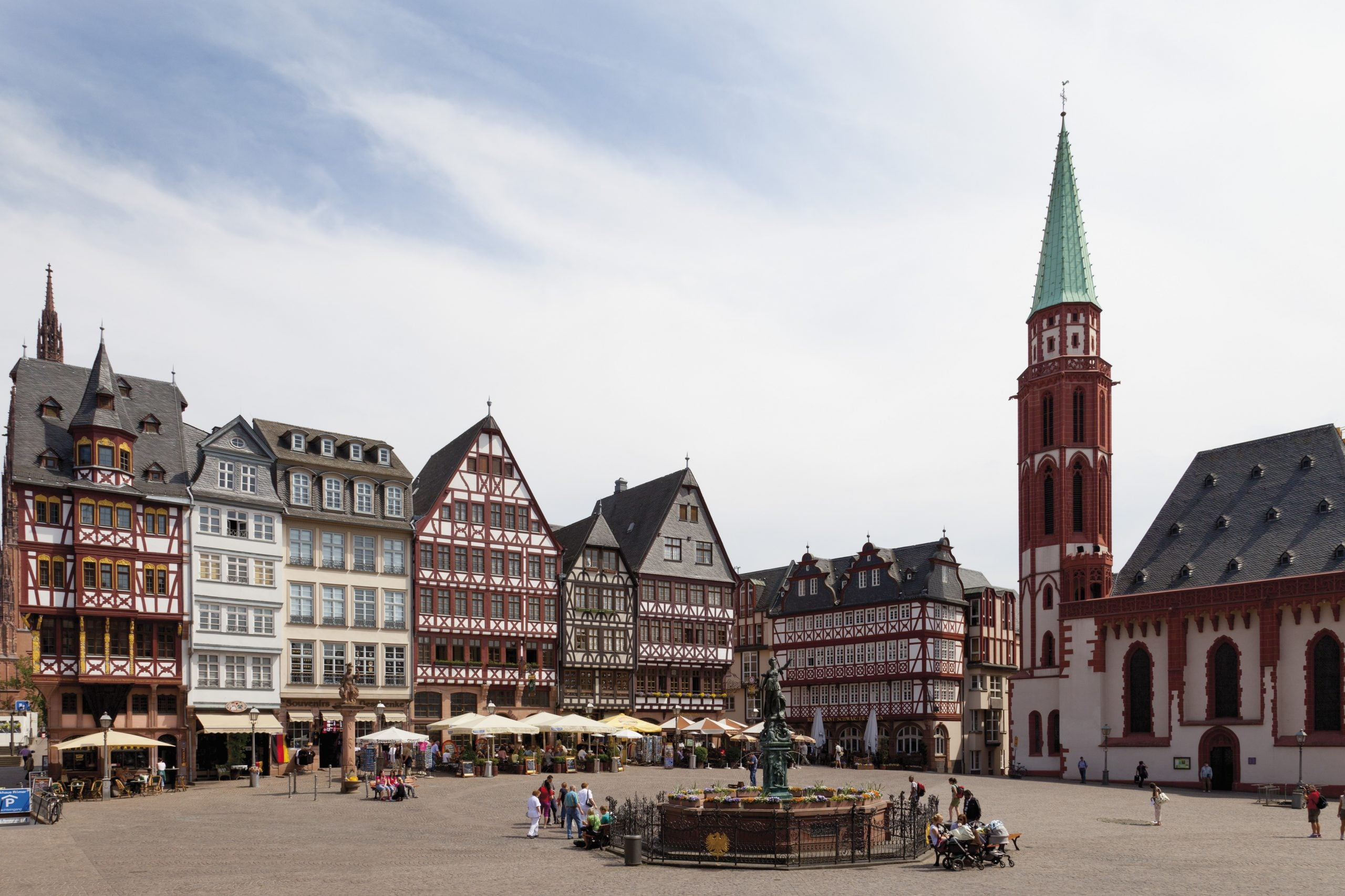 I was one of the first American tourists to enter Germany...Here's what it was like - The Points Guy