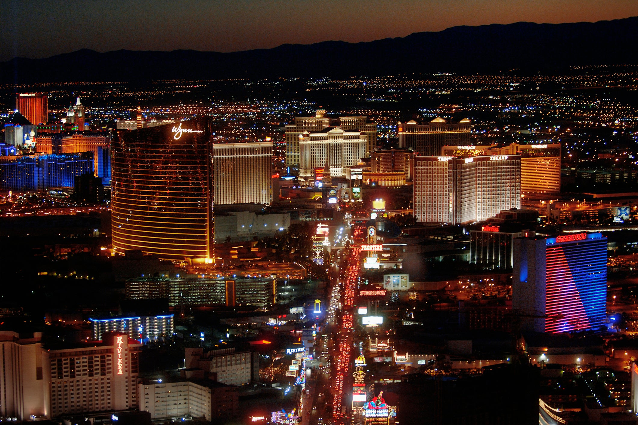 Make your next trip to Vegas more rewarding with this status match - The Points Guy