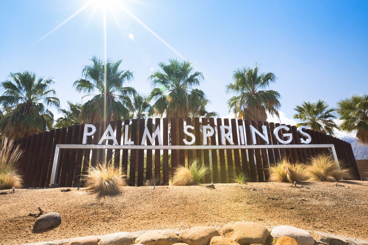 TPG's ultimate guide to Palm Springs, California