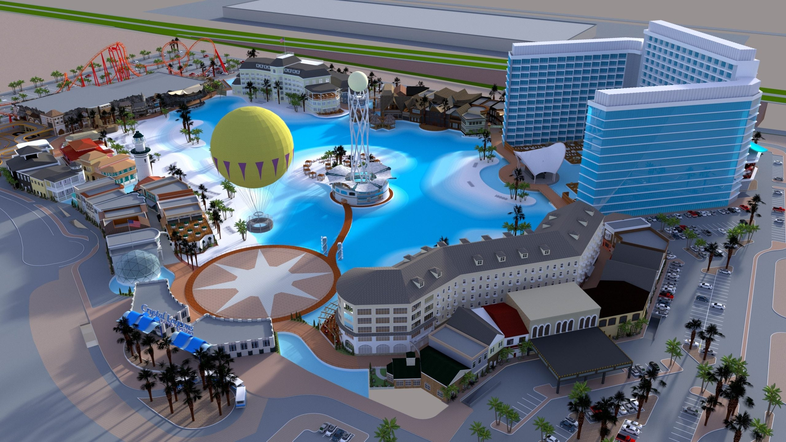 Start your engines: New Arizona theme park to include Hot Wheels roller coaster - The Points Guy