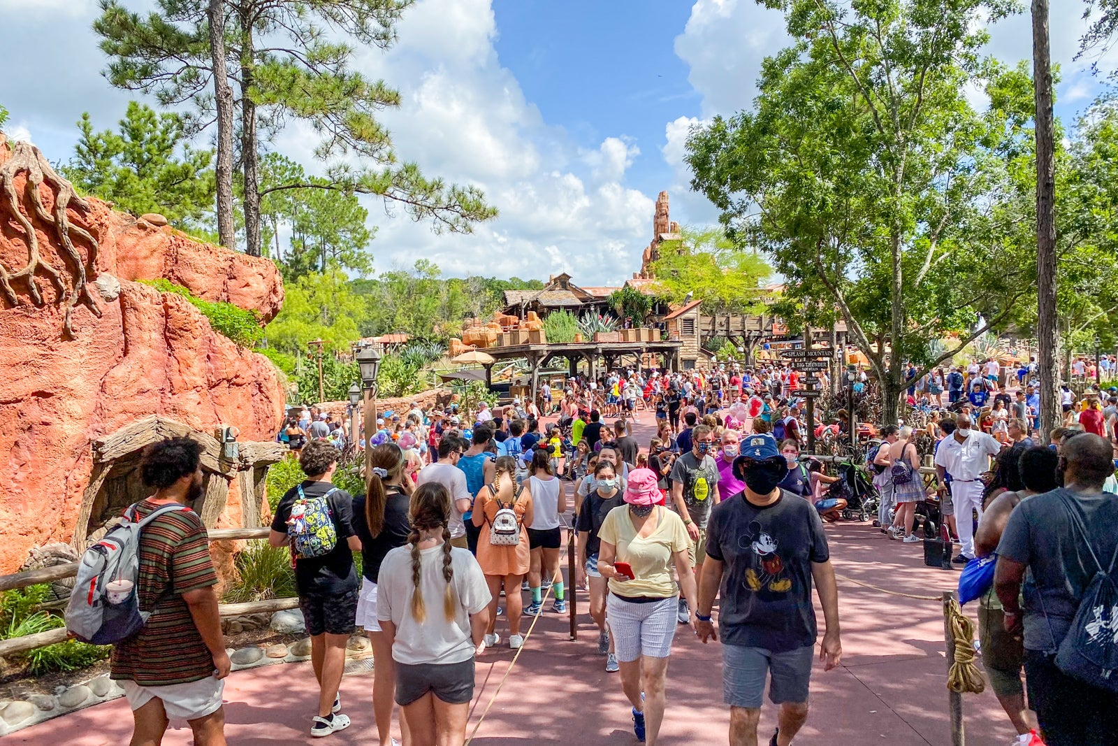 COVID spikes and massive crowds: Why you might want to rethink that Florida theme park trip - The Points Guy