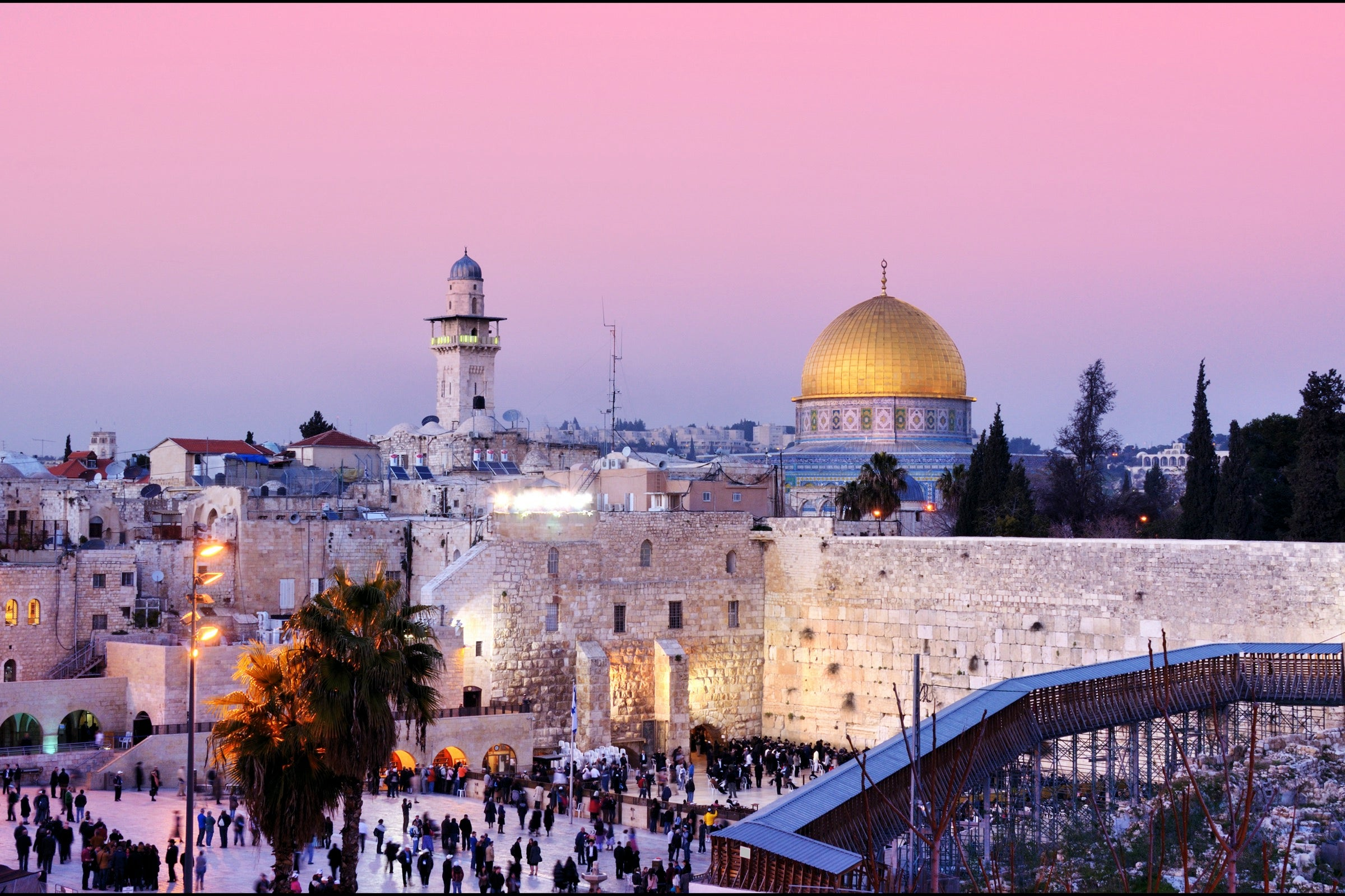Sweet Spot Sunday: Fly from the US to Israel for 20,000 Virgin points one-way - The Points Guy