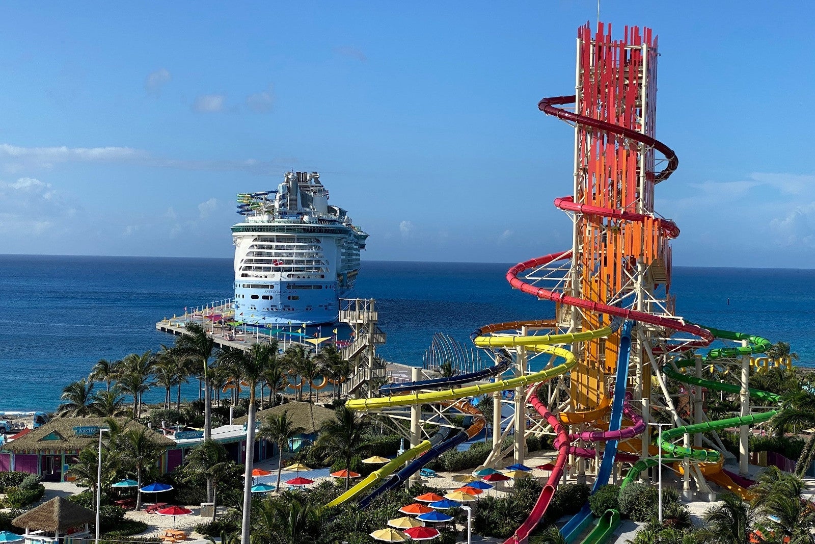 Vaccinated vs. unvaccinated on Royal Caribbean's first US cruise