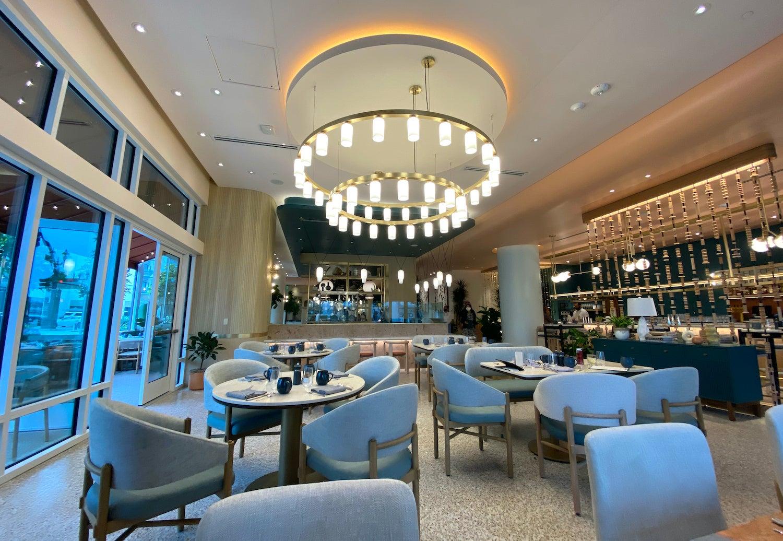 Piper restaurant Seabird Resort