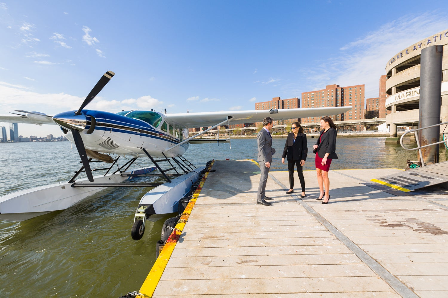 Tailwind Air to launch seaplane between New York and Boston