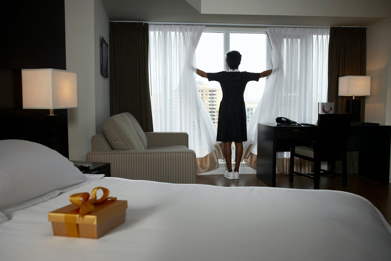 Hilton hotels will now only offer housekeeping by request