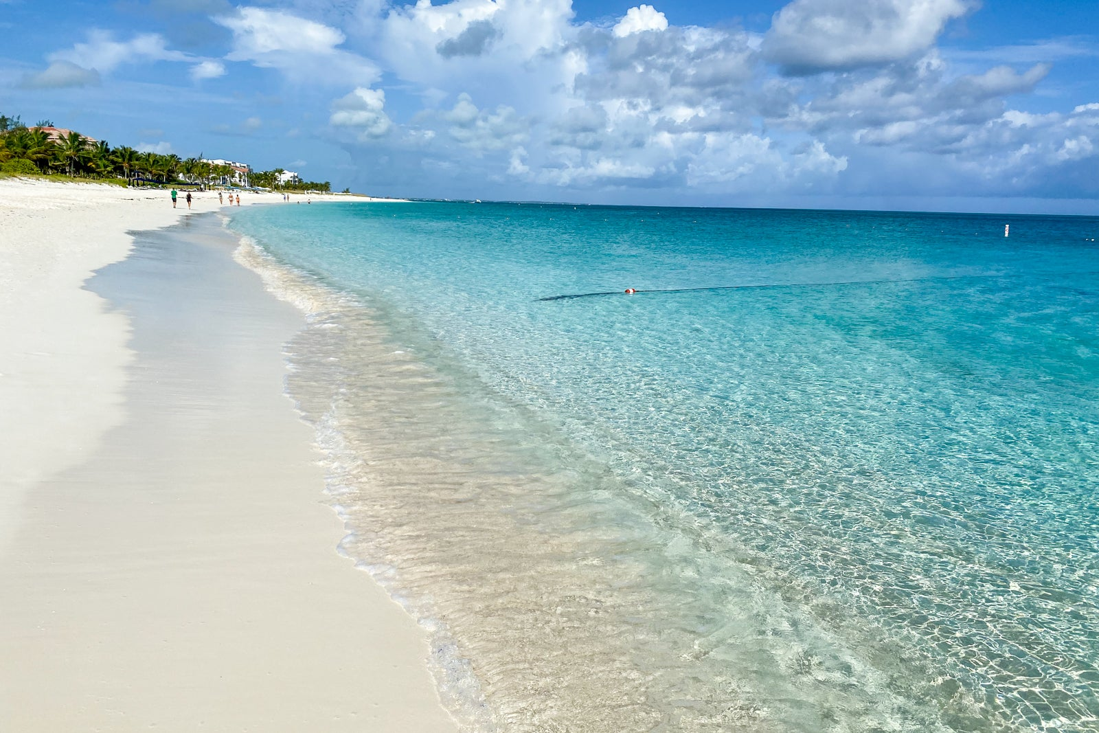 UPDATE: Turks and Caicos reopened to international travelers
