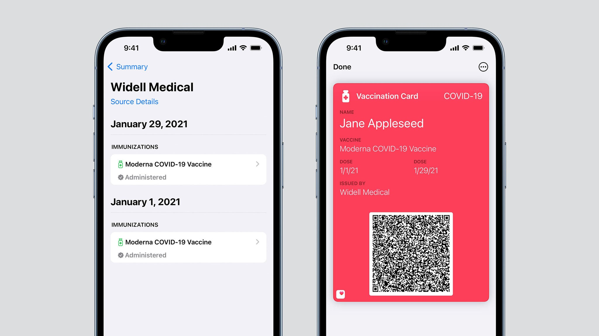 You'll soon be able to add digital vaccine cards to Apple's mobile Wallet