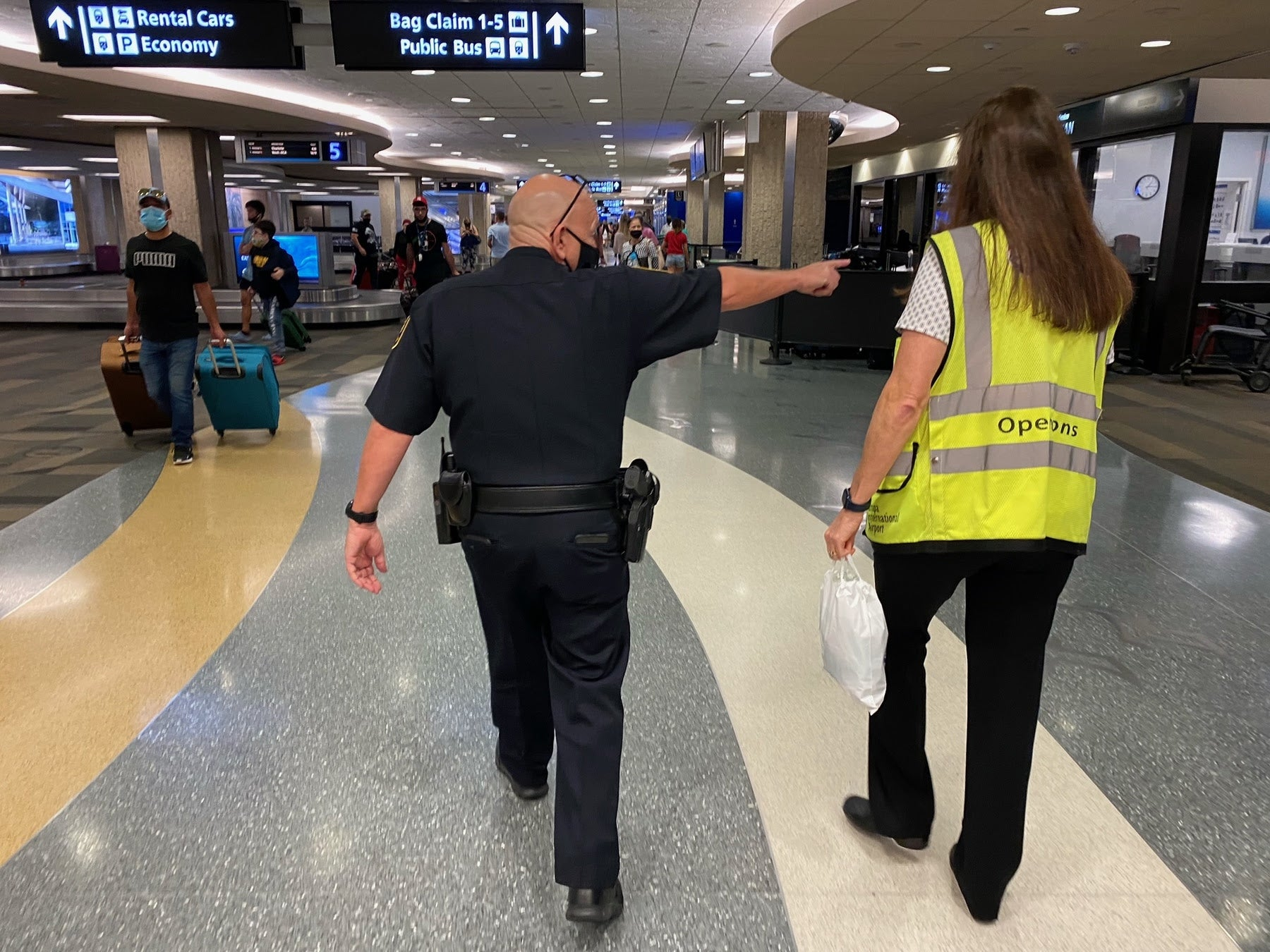 Unsung Heroes: The Tampa airport police chief on being a better traveler — and staying out of jail