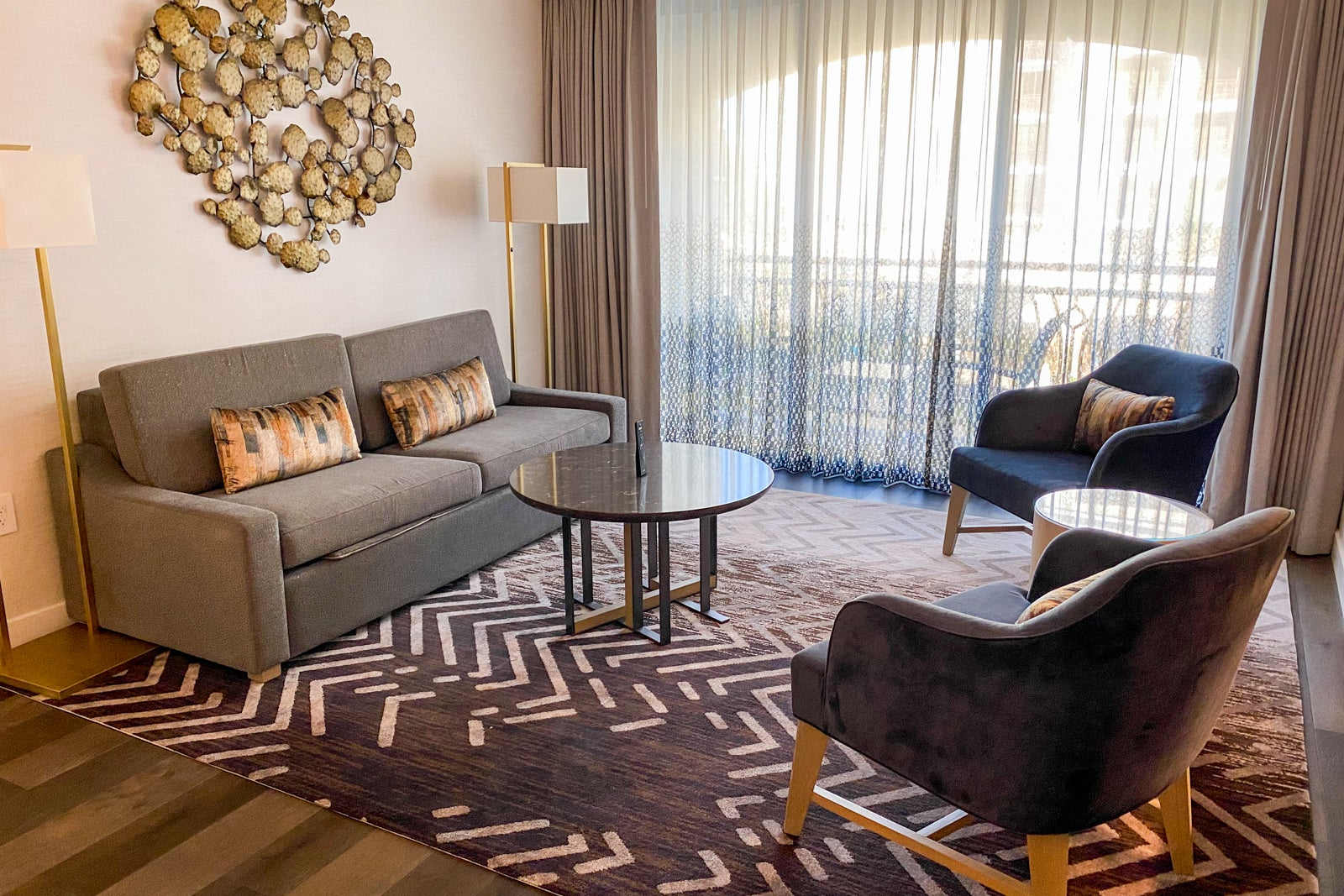Luxury within walking distance to Disneyland: The new Westin Anaheim
