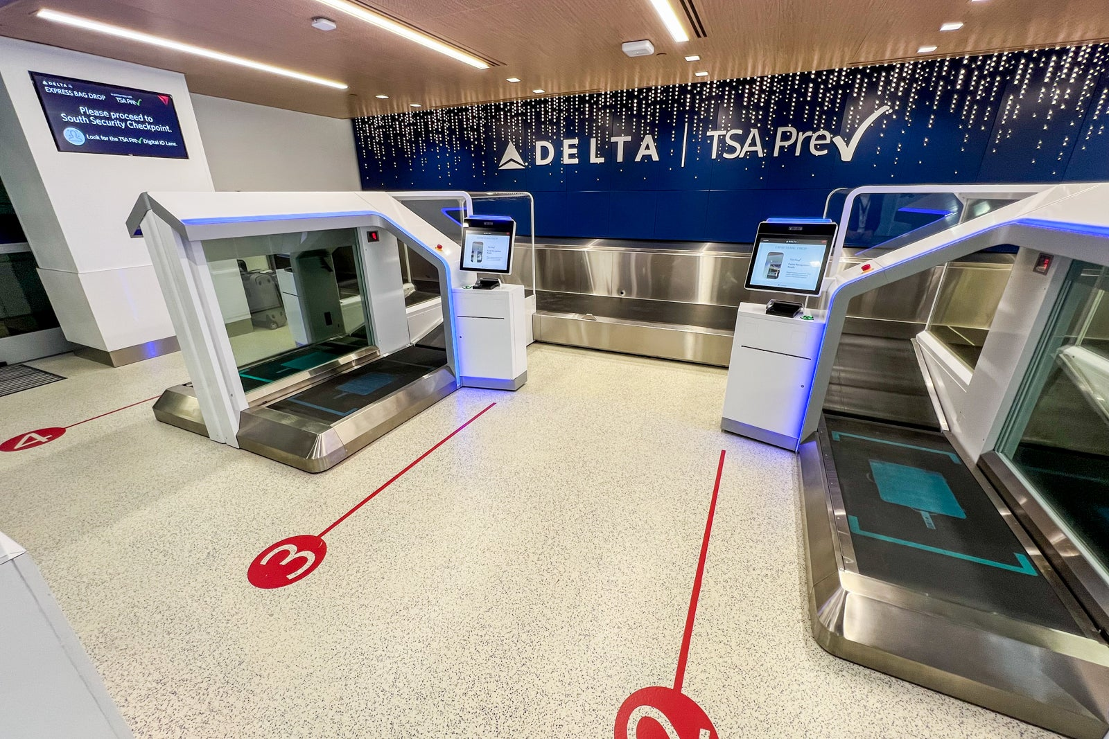 Delta Air Lines hopes to speed passengers through airports with biometrics starting next week