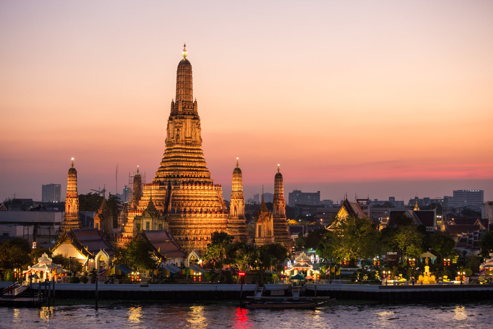 Thailand Deal Alert: Fly business class to Bangkok for 70k miles one-way