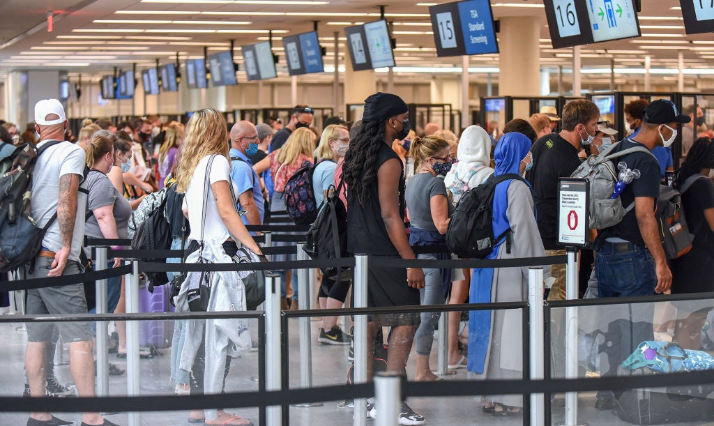 This new COVID-19 testing rule makes it harder for some Americans to fly back to the US