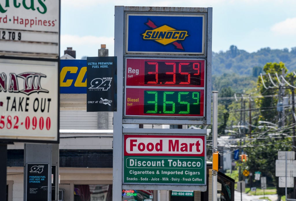 Top five ways to save on gas