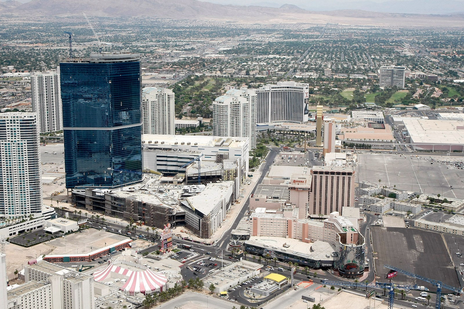 Doomed from the start: Marriott just pulled out of the Las Vegas Fontainebleau project