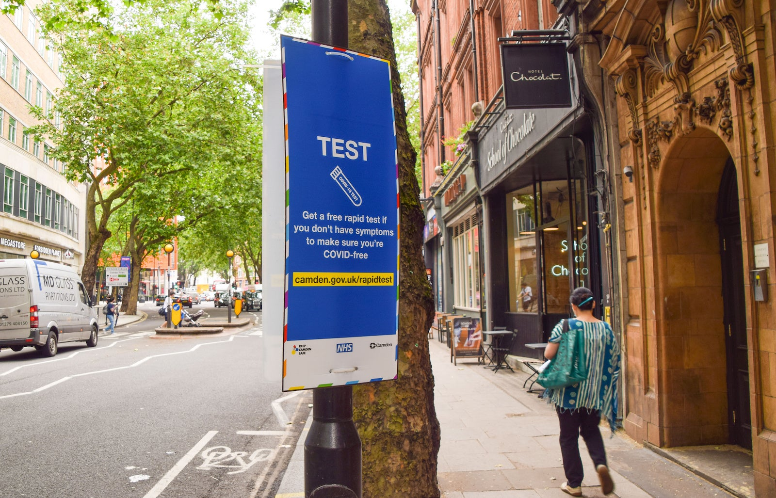 Avoid this frustrating COVID-19 testing mistake while traveling in the UK