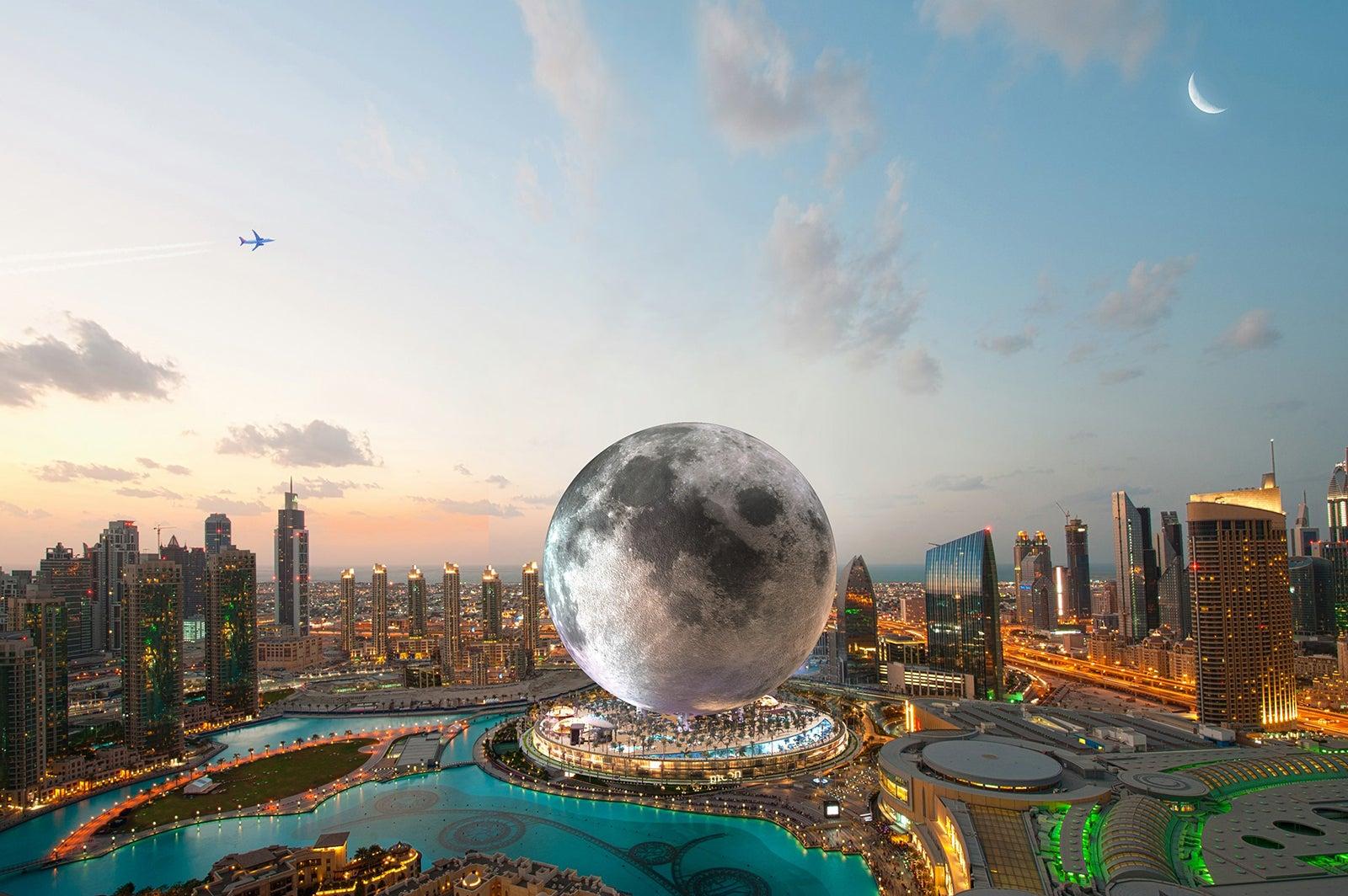 Moon-themed resort set to launch in Las Vegas